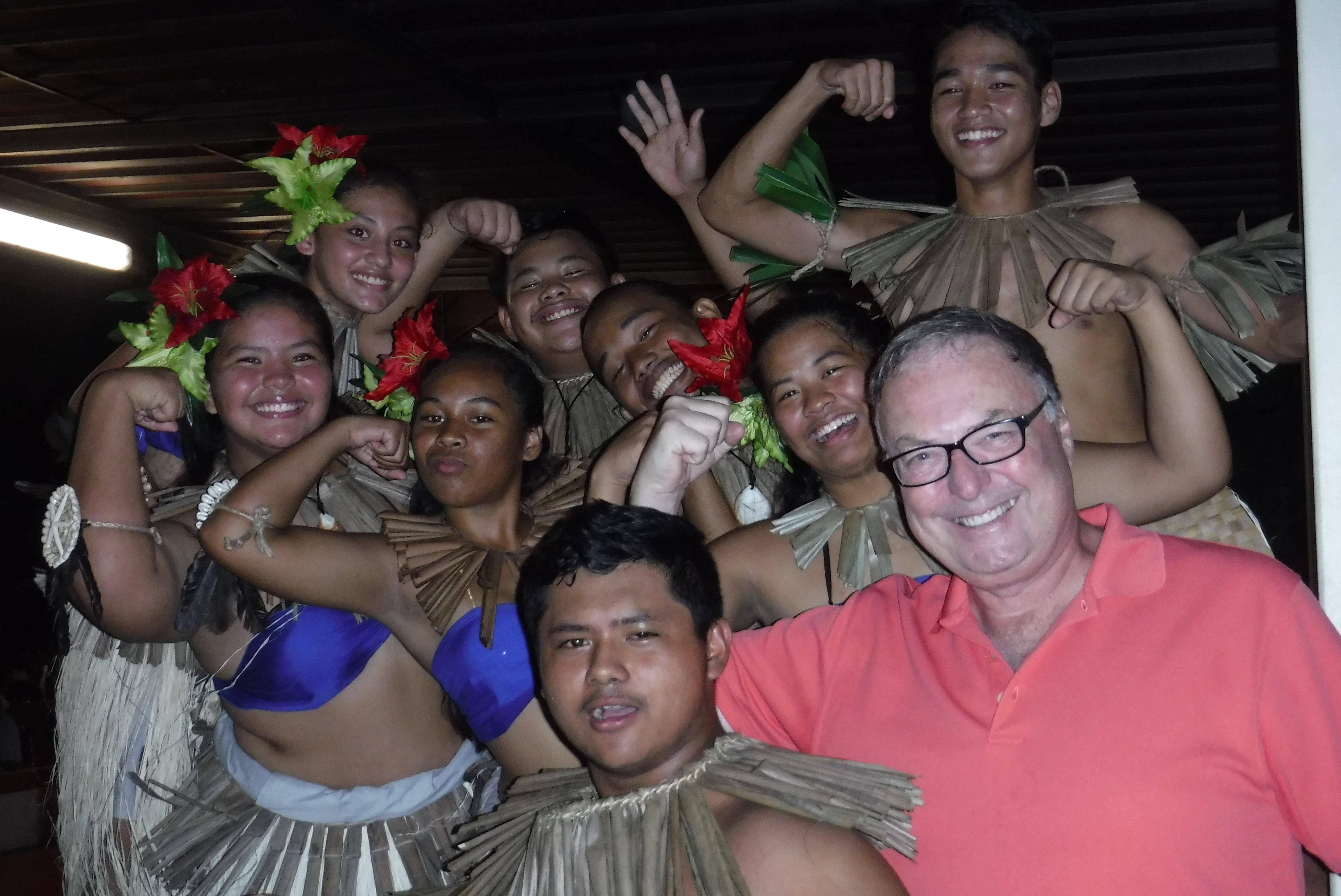 How one physician used locum tenens to explore Guam and Asia