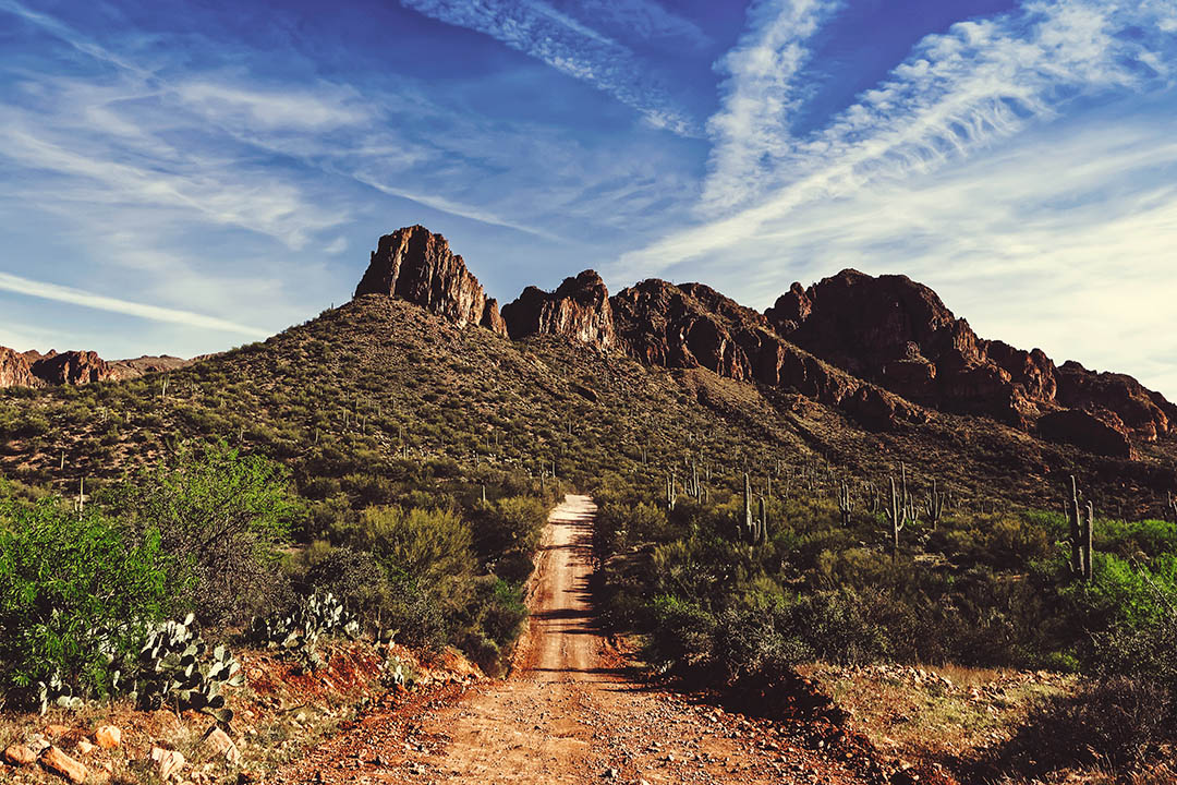 And now three unique things to do in Arizona