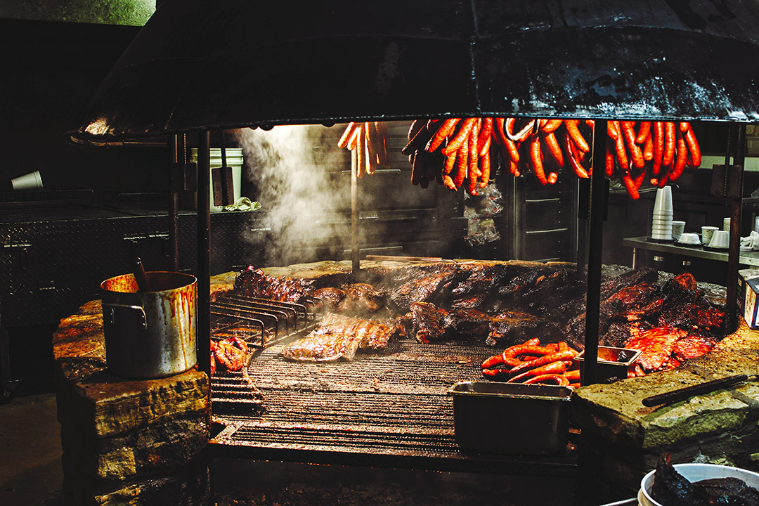 Best barbecue joints in Texas' biggest cities