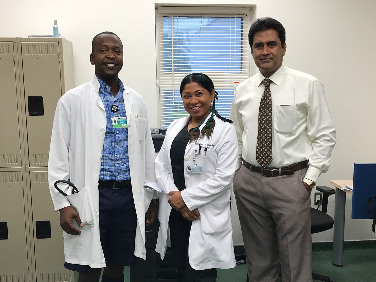 Why these 4 doctors love working international locum tenens