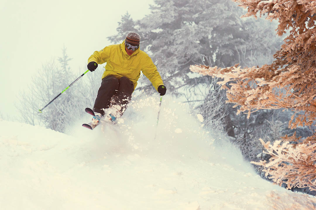 Here's where you should go skiing in Vermont this winter