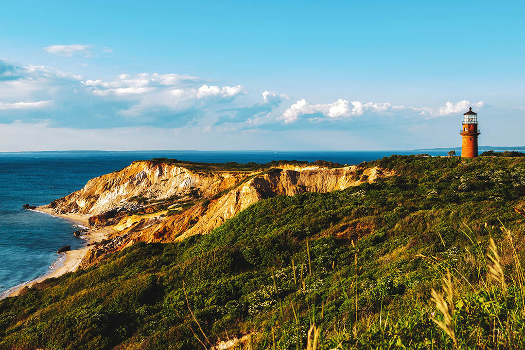Spend a day on Martha's Vineyard: top three places to experience