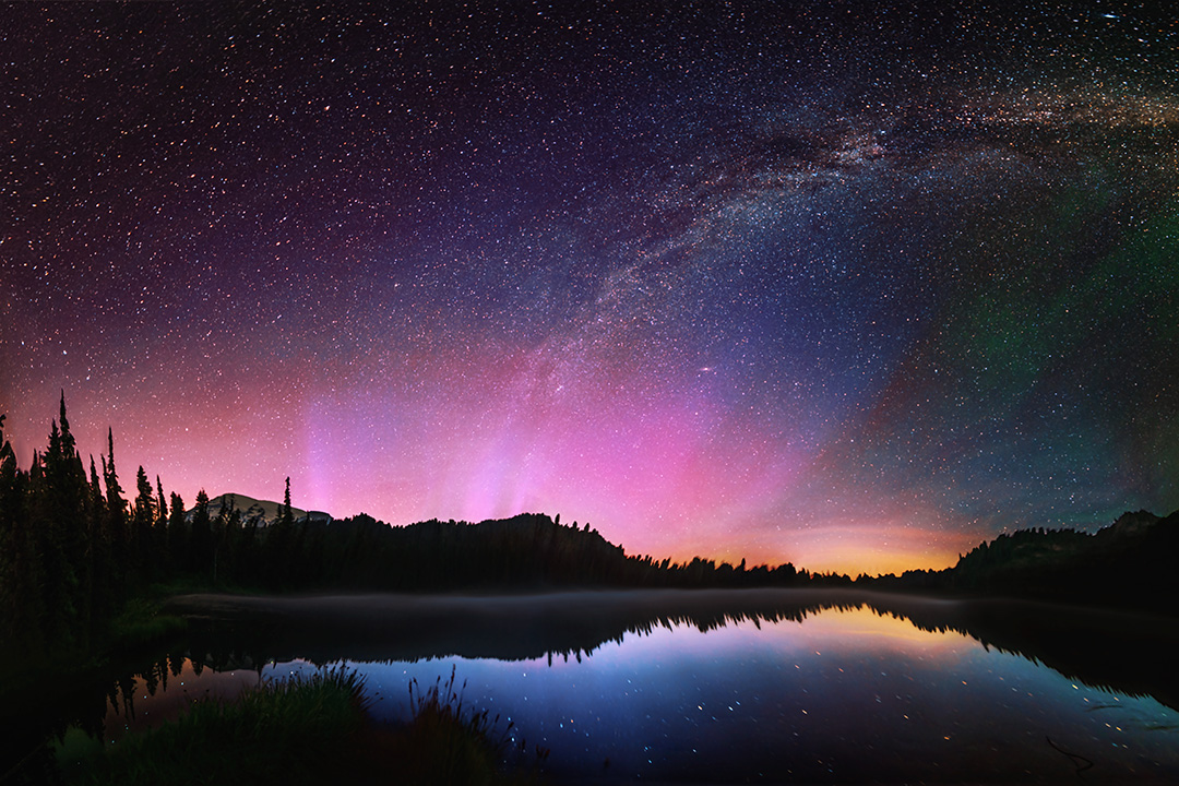 The northern lights, what are they and where to view them in the U.S.?