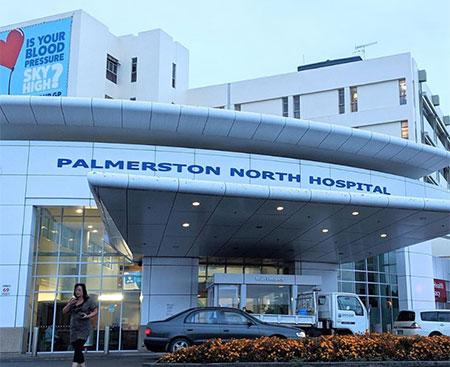 Hospital in New Zealand