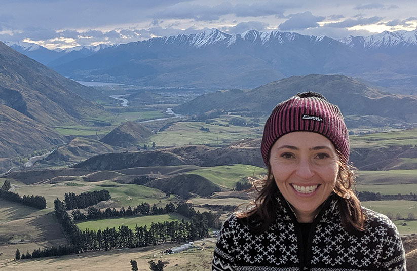 Why COVID-19 made one doctor decide to stay in New Zealand