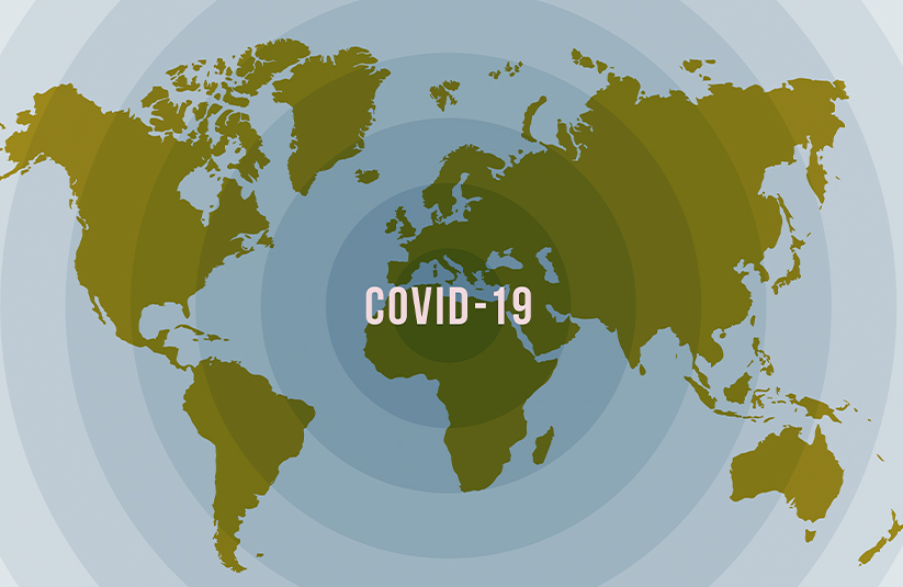 A global look at how COVID-19 affected physicians