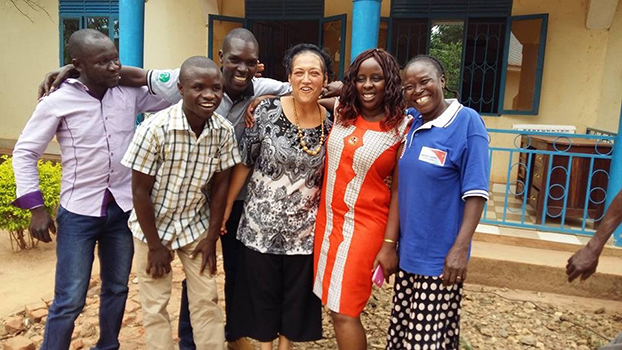 Dr. Rachael Consoli in South Sudan