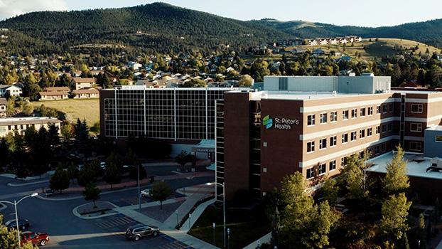 St. Peter's Health - location for locum tenens in Montana