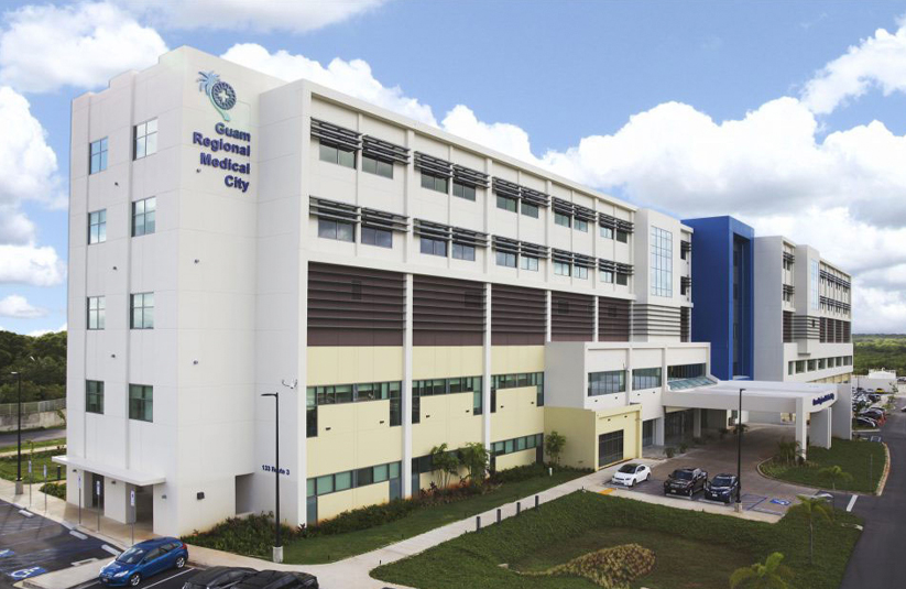 Fighting cancer in Guam: Medical oncology in the Western Pacific